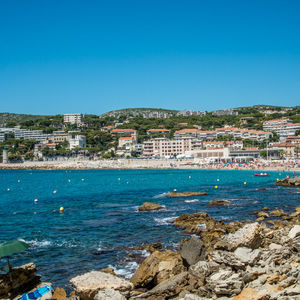 Coastal Town Of Cassis